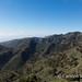La Gomera - the view at Degollada de Peraza