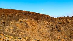 descent (mniesemann) Tags: ifttt 500px valley hillside mountain canyon cliff red rock hilltop soil hiking moon tenerife teneriffa22018 laorotava canarias spanien