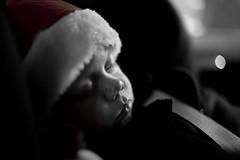 Tired, finally christmas is over. (mkip.se) Tags: christmas jul santa jultomten trött canon 6d