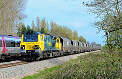 70005. (curly42) Tags: 70005 class70 freightliner fugly betty railway transport naascrossing freight