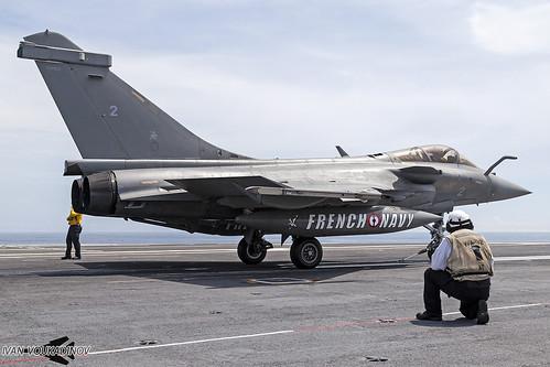 Dassault Rafale M '2' Flotille 12F