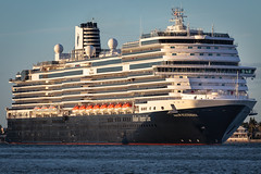 MS Nieuw Statendam - Fort Lauderdale (Ron Raffety) Tags: statendam cruise ship msstatendam hollandamerica cruiselife cruiseship ronraffety