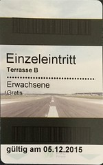 "Eintritt Flughafen Kloten • <a style=""font-size:0.8em;"" href=""http://www.flickr.com/photos/79906204@N00/46130761891/"" target=""_blank"">View on Flickr</a>"