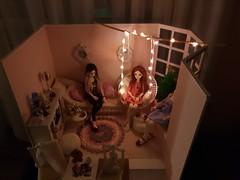 Dollhouse 😊 (Coco Dolls) Tags: minifeeceline dimdolllarina dimlarina fairyland bjddollsfairylang doll bjd dollhouse