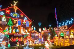 Brailsford Lights (Baker_1000) Tags: 2018 bristol christmas christmaslights brailsfordlights autumn nikon d90 nikond90 raw