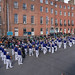 UNIVERSITY OF NORTHERN IOWA PANTHER MARCHING BAND  [ST. PATRICK'S DAY PARADE IN DUBLIN - 17 MARCH 2019]-150268