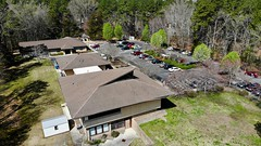 Five Oaks Seventh-day Adventist Church - 3 (Tandem Guy) Tags: march16 2019 durham nc seventhdayadventist aerial drone