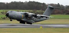 ZM418 (PrestwickAirportPhotography) Tags: egpk prestwick airport royal air force raf airbus a400 zm418