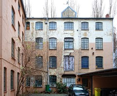- (txmx 2) Tags: hamburg ottensen architecture building yard altona explored