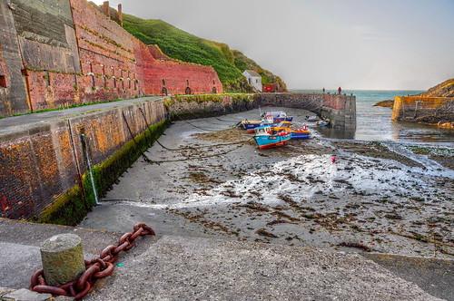Porthgain Harbour