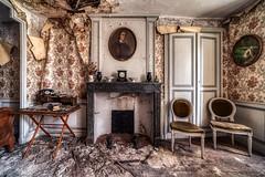 Château Alchimiste Urbex (Jan Hoogendoorn) Tags: france frankrijk urbex urbanexploring vervallen verlaten abandoned decayed châteaualchimiste