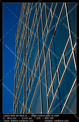 Office buildings (__Viledevil__) Tags: architectural feature styles architecture blue building exterior built structure business city life cloud colors day descriptive color downtown district europe facade financial glass metal modern nobody office outdoors reflection silver sky steel turquoise urban scene window cádiz españa