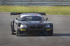 BMW Z4 GT3 (ronaldligtenberg) Tags: finale races 2018 circuit zandvoort autosport motorsport carracing racing auto racetrack speed sport car racecar track drive driver racedriver curves corners race fast driving cpz mazda mx5 cup gt4 central europe stwc harc ytcc young timer bmw z4 gt3