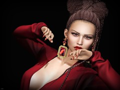 ♥ (♛Lolita♔Model-Blogger) Tags: lolitaparagorn genus vanityhair euphoric jumofashion baxepose arte blog blogger beauty blogs bodymesh bento ebento