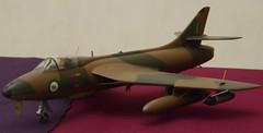 Hawker Hunter FGA.9 (geoffreyw@kinect.co.nz) Tags: hawker hunter fga9