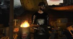 † 1056 † (Nospherato Destiny) Tags: secondlife sl avatar beard virtual blogger malefashion war modulus volkstone accessevent equal10 contraption