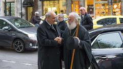 Συνάντηση Υφυπουργού Εξωτερικών, Μάρκου Μπόλαρη, με την ΑΘΜ τον Πατριάρχη Αλεξανδρείας και πάσης Αφρικής, κ.κ. Θεόδωρο Β΄ (Αθήνα, 11.12.2018) (Υπουργείο Εξωτερικών) Tags: μπολαρησ υφυπεξ πατριαρχησαλεξανδρειασ θεοδωροσβ΄ αθηνα ελλαδα bolaris mfaofgreece athens patriarchtheodoros