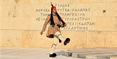 CHANGING OF THE GUARD, ATHENS, GREECE, ACA PHOTO (alexanderrmarkovic) Tags: greece acaphoto changingoftheguard athens