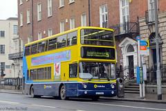 AX614 - Rt5 - MerrionSqNorth - 301210 (dublinbusstuff) Tags: dublinbus dublin bus ax614 alx400 alexander donnybrook route5 mountmerrion sandyfordindustrialestate merrionsquare