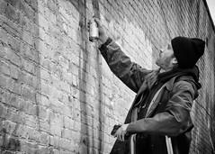 London street art (Gordon.A) Tags: london street art artwork mural wall brick lane graffiti graffitiartist streetartist artist streetphotography day daylight outdoor outdoors outside city citystreets urban urbanphotography blackandwhite bnw mono monochrome monochromatic monotone digital canon eos 750d