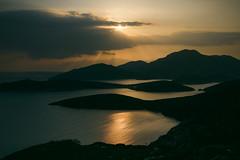 SadFall_24 (SadFo_x1) Tags: remembrance nature blue green light sun clouds yellow orange travel ocean fournoi samos greece