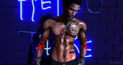 Come with me (HaKeem [D] (Steph Daniels)) Tags: tattoo inker mom mod
