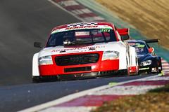BARC Scrapco/Avon Tyres Intermarque Championship Audi TT (Volker Timm) (motorsportimagesbyghp) Tags: brandshatch motorsport motorracing indycircuit barc intermarquechampionship volkertimm auditt