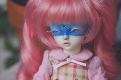 [023/365] Lux (Ise-Bandit) Tags: abjd bjd asian ball joint doll dollfie resin soom luxullia lux guest