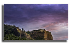 Crown Poin in colors (TesterV) Tags: nature pink sky outdoors trees columbiagorge sonya7ii sigma24105mmf4 clouds sunset oregon
