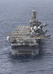 190120-N-PM193-1192 (U.S. Pacific Fleet) Tags: ussboxerlhd4 navy boxer lhd4 hsc21 mh60s blackjacks unitedstates us