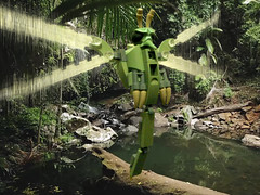 Dragonflybird (Dan The Imposter) Tags: lego dragon fly bird dragonflybird flutter alien wings editing imactuallyscaredofmostbugs truefact