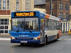 34620 PX04HTZ (PD3.) Tags: bus buses psv pcv hampshire hants england uk portsmouth stagecoach 34620 px04htz px04 htz dennis dart transbus plaxton
