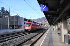 1116 090 en 1144 090 door Matrei am Brenner (vos.nathan) Tags: taurus obb österreichische bundesbahnen matrei am brenner 1144 140 1116 090