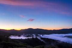 Sweeny Ridge sunrise. Pacifica, CA. (j1985w) Tags: california sunrise sky clouds fog pacifica
