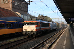 Railexperts 9901 met 186 240 (vos.nathan) Tags: railexpert 9901 1800 1600 ns nederlandse spoorwegen br 186 baureihe 240 deventer dv