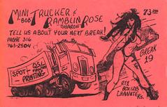 002485 (myQSL) Tags: cb radio qsl card 1970s