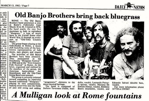 The old banjo brothers #bluegrass 🎻 #folkstudio #folk  #popolare 🎥#elettritv💻📲 #jazz #swing #progressive 🙌 #sottosuolo #music #underground #concerti #musicaoriginale 🎼 #webtvmusicale #musica