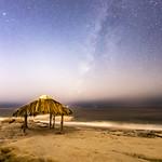 Late Season Milky Way at the Windansea Beach Surf Shack thumbnail