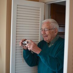 326/365: Grandpa taking a Photo (Legodude:)277) Tags: 365the2018edition 3652018 day326365 22nov18