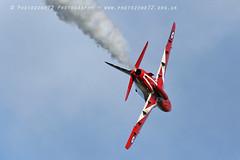 8824 R8 (photozone72) Tags: raf rafat redarrows reds redwhiteblue hawk scampton lincolnshire aviation aircraft jets canon canon7dmk2 canon100400f4556lii 7dmk2