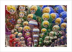 Toy Shop (prendergasttony) Tags: dolls nikon d7200 prague shopping christmas xmas colour faces painted costume russian