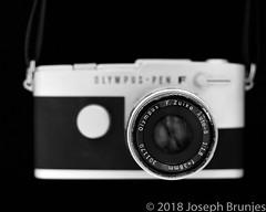 Olympus Pen FT (Joseph Brunjes) Tags: brunjes joseph rpx25 2018 film blackandwhite dr5 pentax 645 645n 75mm camera olympus pen ft rollei