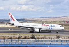 EC-JQQ A330-203 Air Europa (corrydave) Tags: 749 a330 a330200 aireuropa madrid ecjqq