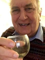Happy New Year Folks 256-365 (12-4275) (♔ Georgie R) Tags: glass drink newyear