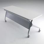 会議用テーブルの写真