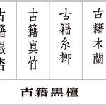 Digital Fontの写真