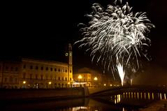 Pisa (Marco Forgione) Tags: 2019 capodanno fuochi lungarno notturno pirotecnici pisa