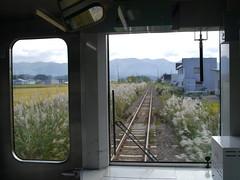 Out of the window (しまむー) Tags: panasonic lumix dmcgx1 gx1 sigma art 19mm f28 dn round trip train