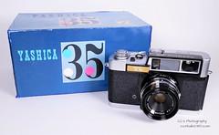 Yashica 35 YL f2.8 - 1959 (http://www.yashicasailorboy.com) Tags: yashica35yl 35mm 1959 yashica rangefinder yashinon f28 tomioka