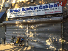 Bronx, New York (Quench Your Eyes) Tags: fyrflyathletics letsglownbx letsglownyc ny artworks bicycle bikelights bikemechanic bikerepair bronx fallride fordhamplaza glowatnight lumoshelmet newyork newyorkcity newyorkstate nightride nyc nycdot parktools reflective streetart thebronx urbanart visibility wallart
